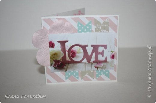 """Весенние открытки из бумаги """"Элегантно и просто"""" от ScrapBerry's фото 5"""