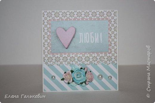 """Весенние открытки из бумаги """"Элегантно и просто"""" от ScrapBerry's фото 6"""