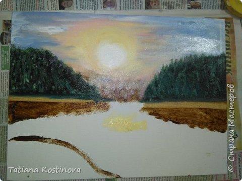 Картины Рассвет - Закат фото 3