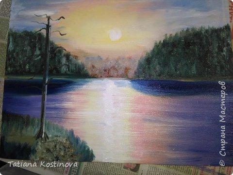 Картины Рассвет - Закат фото 4