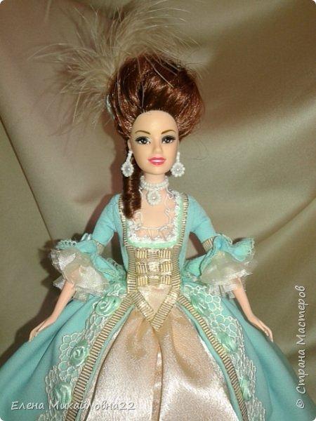 Герцогиня кукла -шкатулка фото 1