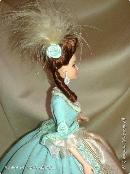 Герцогиня кукла -шкатулка фото 8