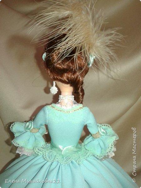 Герцогиня кукла -шкатулка фото 9