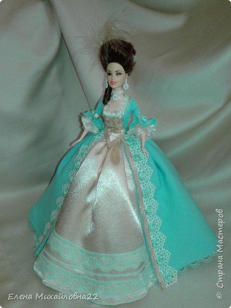 Герцогиня кукла -шкатулка фото 2