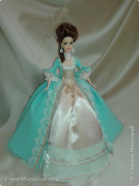 Герцогиня кукла -шкатулка фото 3