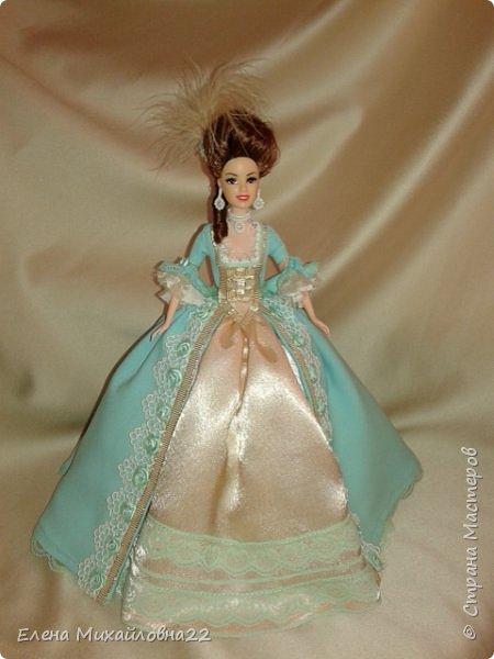 Герцогиня кукла -шкатулка фото 4