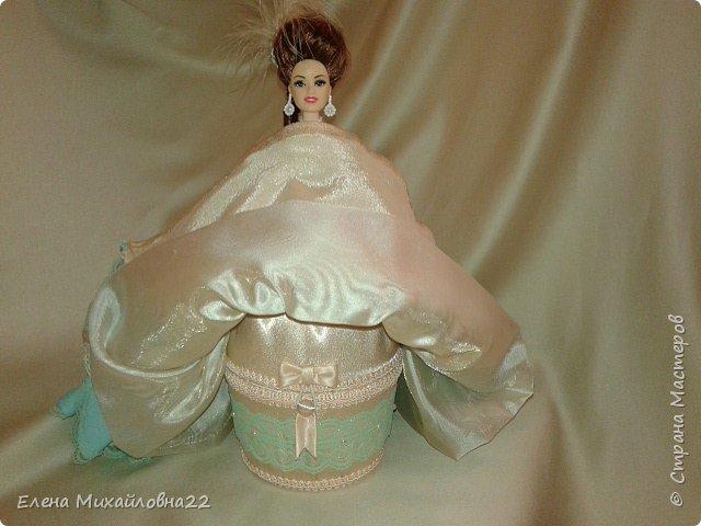 Герцогиня кукла -шкатулка фото 6