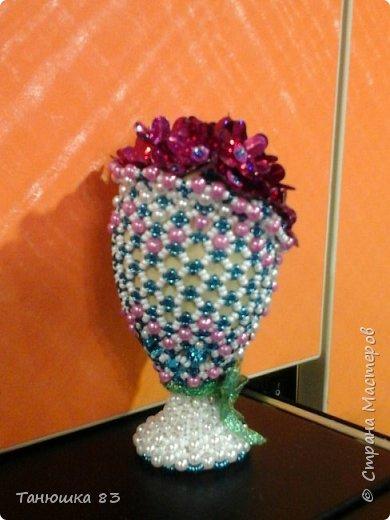 Привет всем! Вот такое яйцо сделала в подарок подруге.   фото 4