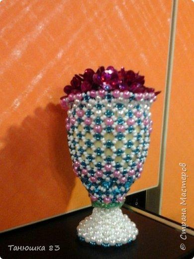 Привет всем! Вот такое яйцо сделала в подарок подруге.   фото 3