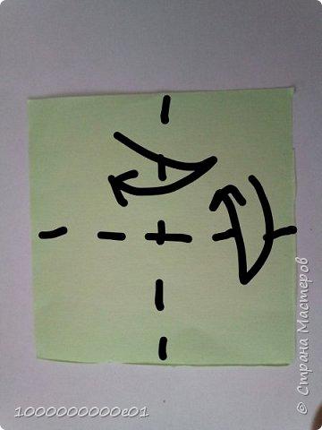 Вам понадобятся 2 листа бумаги (один - для корпуса, другой - для паруса) и ножницы. фото 2