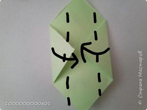Вам понадобятся 2 листа бумаги (один - для корпуса, другой - для паруса) и ножницы. фото 4
