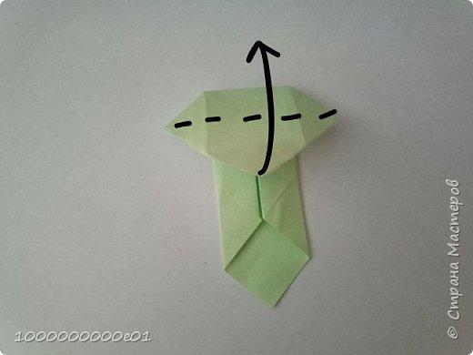 Вам понадобятся 2 листа бумаги (один - для корпуса, другой - для паруса) и ножницы. фото 8