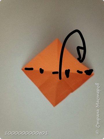 Вам понадобятся 2 листа бумаги (один - для корпуса, другой - для паруса) и ножницы. фото 21