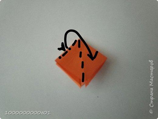 Вам понадобятся 2 листа бумаги (один - для корпуса, другой - для паруса) и ножницы. фото 25