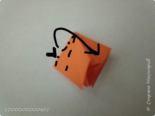 Вам понадобятся 2 листа бумаги (один - для корпуса, другой - для паруса) и ножницы. фото 28