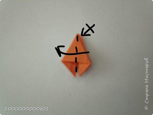 Вам понадобятся 2 листа бумаги (один - для корпуса, другой - для паруса) и ножницы. фото 30