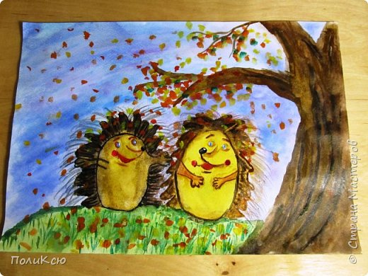 1. Рисунок Тюльпаны по мастер-классу  Helga 2013 https://stranamasterov.ru/node/890841.  фото 8