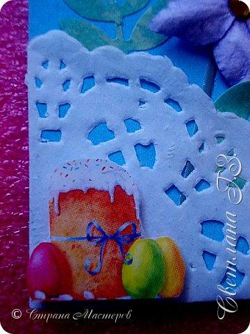 Добрый день!Прошел праздник Святой Пасхи,а мои АТС готовы только сейчас,Праздник Пасхи это возрождение,весна и поэтому я сделала их нежными,весенними и ярко голубыми,как чистое небо!Думаю вам понравится,приглашаю к выбору! Одна остается дома. фото 8