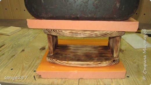Прикроватная полочка для зарядки гаэжетов фото 6