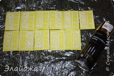 Тема:Кавказская кухня, обязательное условие создание карточки с Стиле Микс-Медиа, который подразумевает использование красок, спреев, текстурной пасты... так было написано в правилах  Правила этапа совместника условия тут (https://stranamasterov.ru/node/1087039 ). Для меня это оказалось полной новинкой..Я даже не слышала про такое...пришлось изучать интернет. Огромное спасибо Oksana Gordey за подсказки  по данному стилю и советы по созданию трафаретов и прочего..Понимая что скорее всего мне не понадобятся  такие магазинные материалы в моих игрушках...я решила не покупать  структурные пасты и трафареты , и дорого и не интересно....буду делать сама Прошу всех не судить очень строго,это  мое первое детище в такой технике.... фото 7