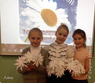 """Благотворительная акция """"Белый цветок""""2017 фото 1"""