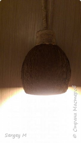 Светильник потолочный фото 3