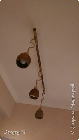 Светильник потолочный фото 1