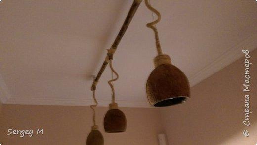 Светильник потолочный фото 4