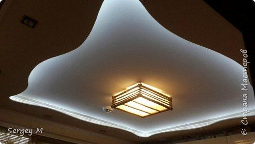 Потолочный светильник фото 1