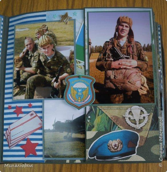 Я продолжаю показывать свой армейский альбом для сына. Это ДЕСЯТЫЙ РАЗВОРОТ. Опять прыжки. Долгое нудное ожидание прыжков. А то могут и в часть завернуть, прыжки не состоятся по разным причинам. фото 4