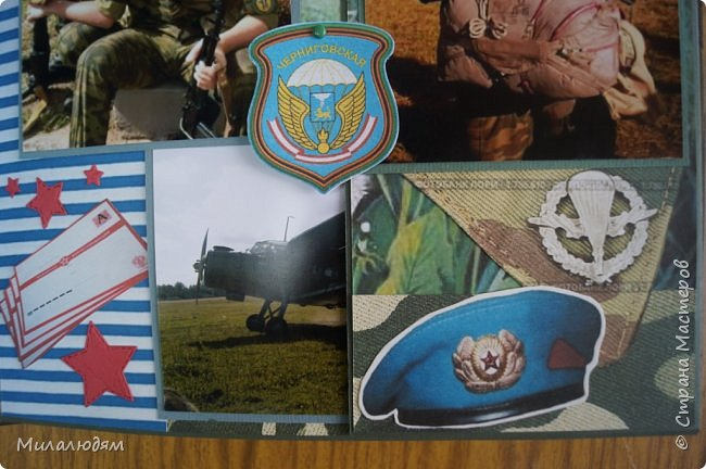 Я продолжаю показывать свой армейский альбом для сына. Это ДЕСЯТЫЙ РАЗВОРОТ. Опять прыжки. Долгое нудное ожидание прыжков. А то могут и в часть завернуть, прыжки не состоятся по разным причинам. фото 8