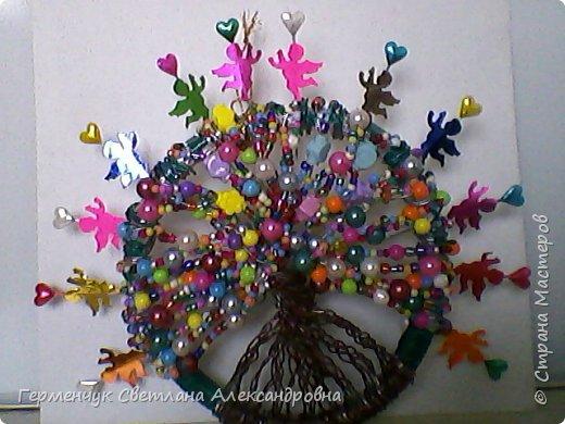 В Беларуси 15 мая -День семьи, Главной  функцией семьи  является - рождение и воспитание детей,уважение  старших,помять  о предках.И  не случайно символ семьи  -дерево жизни. Существует очень красивая  и добрая традиция -посадка  дерева женихом и невестой. Молодые  как бы закладывают  фундамент  семейного благополучия.Дерево-  символ жизни,любви и  оберег  семьи .  фото 16