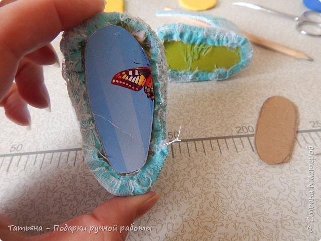 Представляю вам МК -  обувь для кукол. МК делаю впервые, попробую описать все более подробней...Для работы нам понадобиться: горячий клей, картон плотный, фоамиран,(вместо него можно использовать кожу или фетр) ткань хлопковая для внутренней части, шифон, гипюр,дублерин  или флизелин.  фото 18