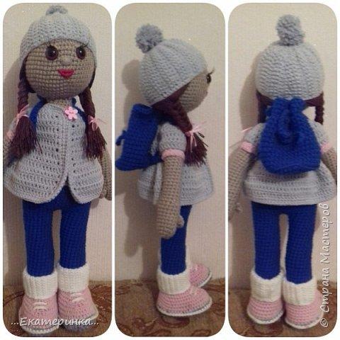 Кукла Стеша. фото 1
