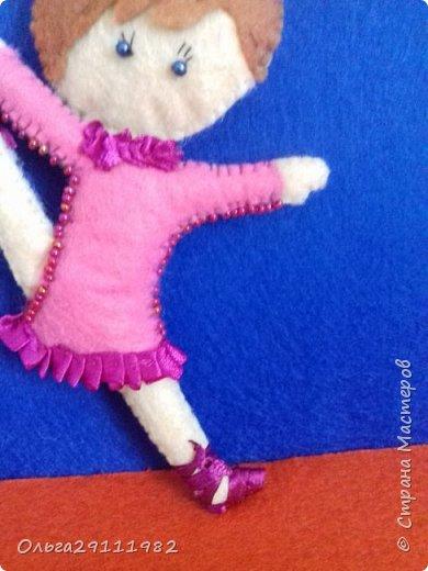 Куколки из фетра(продолжение) фото 6