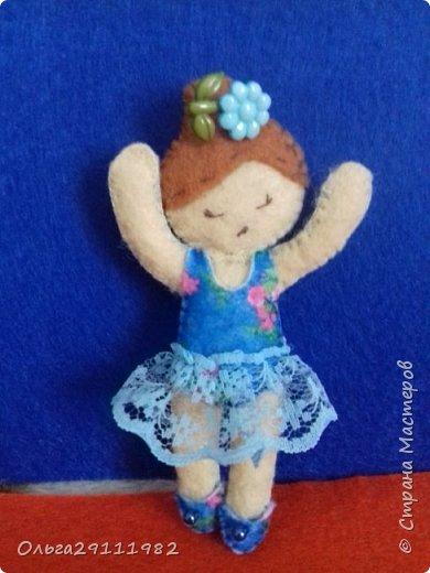 Куколки из фетра(продолжение) фото 4