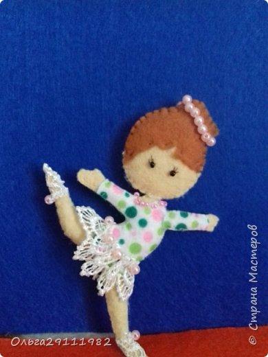Куколки из фетра(продолжение) фото 3