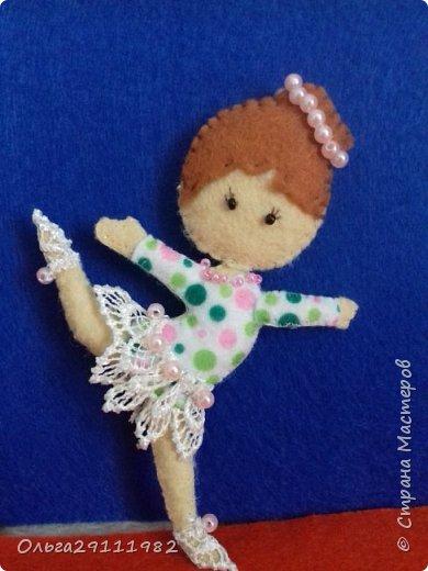 Куколки из фетра(продолжение) фото 2