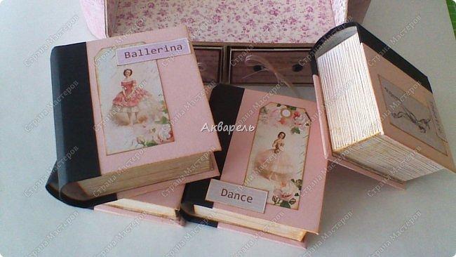 Органайзер номер два, был еще и третий чисто розовый, но не сфотографировала. Это для дочки. Сделала по ее желанию и вкусу. Мне кажется, удачное сочетание цвета и бумаги. Назвали его «балет». На изделие пошел картон пивной 1,5мм толщина, несколько листов скрапбумаги и бумага двусторонняя, клей. Клей использую UHU, хороший клей. фото 13