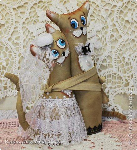 Добрый вечер! Мои новые работы. Куколка по мотивам кукол Татьяны Коннэ. фото 6