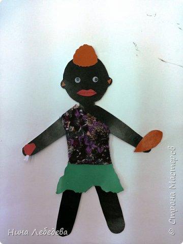 "Арт-проект ""Дети планеты"" Наши куколки фото 3"