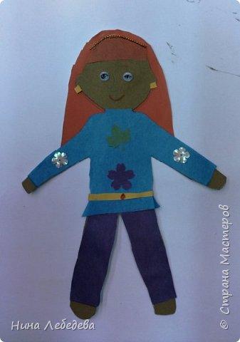 "Арт-проект ""Дети планеты"" Наши куколки фото 4"