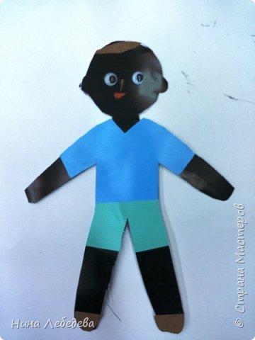 "Арт-проект ""Дети планеты"" Наши куколки фото 5"