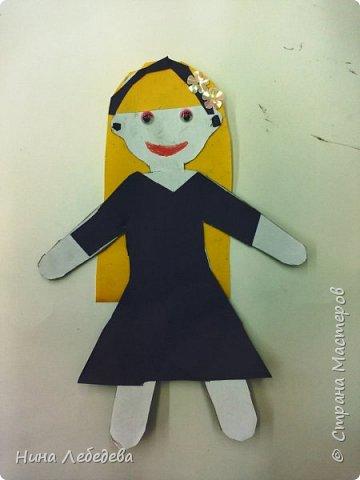 "Арт-проект ""Дети планеты"" Наши куколки фото 6"