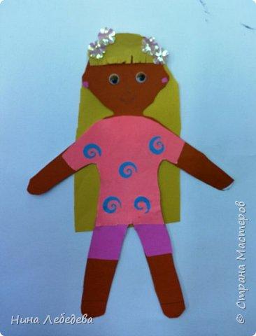 "Арт-проект ""Дети планеты"" Наши куколки фото 8"