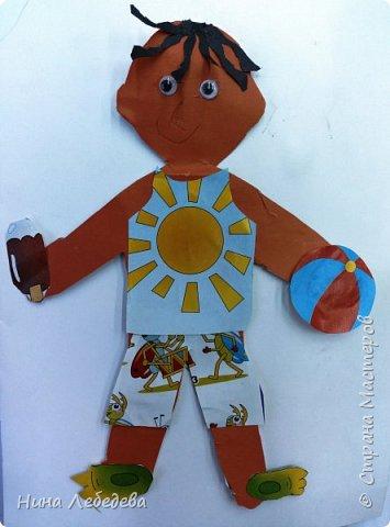 "Арт-проект ""Дети планеты"" Наши куколки фото 1"