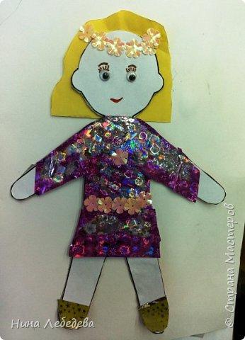 "Арт-проект ""Дети планеты"" Наши куколки фото 19"