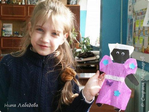 "Арт-проект ""Дети планеты"" Наши куколки фото 21"