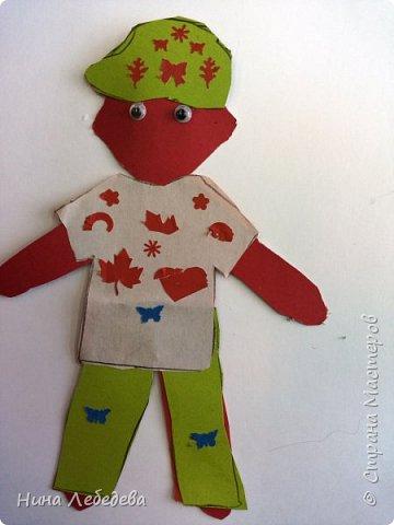 "Арт-проект ""Дети планеты"" Наши куколки фото 13"