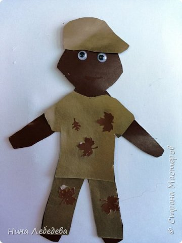 "Арт-проект ""Дети планеты"" Наши куколки фото 11"